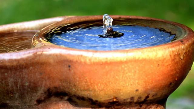 Brunnen und Quell